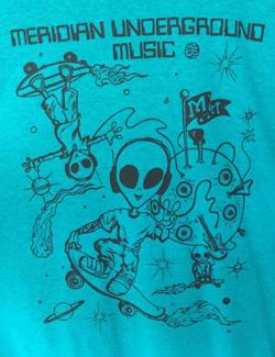 MUM Alien T-Shirt