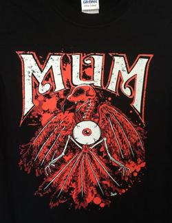MUM Bird's Eye View T-Shirt