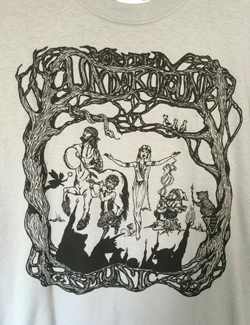 MUM The Woods T-Shirt
